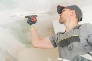 Sagging ceiling repair services.