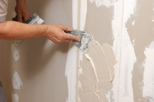 How to patch up a hole on gyprock wall